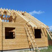 Строительство дома из профилированного бруса в Сокольском районе