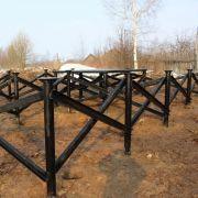 Дача из сухого профилированного бруса в Дальнеконстантиновском районе