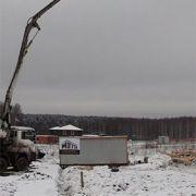Строительство фундамента для дома из клееного бруса в Чкаловском районе