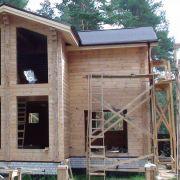 Дом из клееного бруса во владимирской области